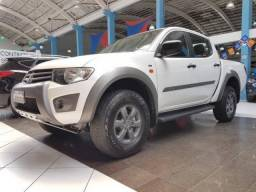 MITSUBISHI L200 TRITON OUTDOOR CD 2.4 4X2 FLEX 4P MANUAL - 2017 - BRANCO - 2017