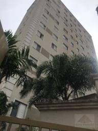 Apartamento com 2 dormitórios para alugar, 47 m² por R$ 1.200,00/mês - Parque São Vicente