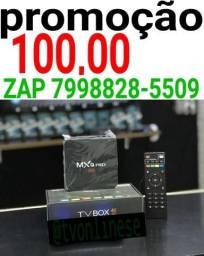 TVbox 100,00 ( leia descrição )