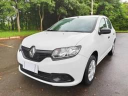 Renault Logan Authentique 1.0 2018 Flex - 2018