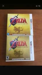 The Legend of Zelda: Ocarina of Time 3D - 3DS comprar usado  Parnamirim