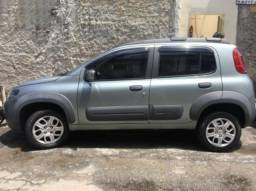 Vendo fiat uno way 1.0 2012/12 completo - 2012