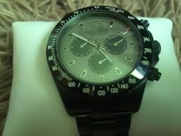Relógio Rolex Daytona Preto Automático