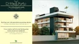 Di Maré Porto | 1 Quarto | 43m² | Flats em Porto de Galinhas