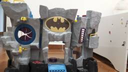 Batman,batcaverna imaginext