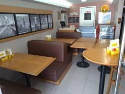 Móveis para café/lanchonete/restaurante