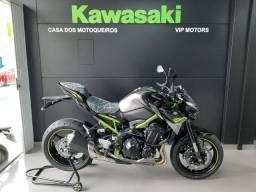 Kawasaki Z900 Abs Cinza 2021