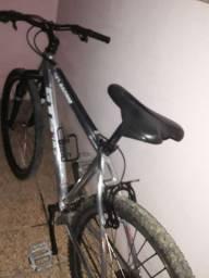 Bicicleta aro 26 alumínio GTS
