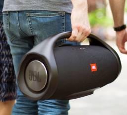 Caixa de som Boombox Grande 45cm portátil sem fio 2 Alto falantes de 15w - R$ 949,99