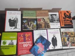 Livros sobre política / Comunismo, Marx, Lenin, Fanon, Hobsbawm, Jones Manoel
