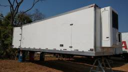 Câmara frigorífica bi-truck 16 paletes + termoking super ll