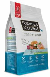 Ração Fórmula Natural Fresh Meat Light Cães Pequenos 7 kg - (Sem Transgênicos)