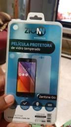 Película protetora ZenFone go