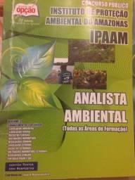 Apostilas para Concurso Público Analista Ambiental