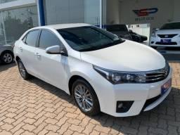 Toyota Corolla XEi 2.0 Aut 2017 Unico dono Impecavel