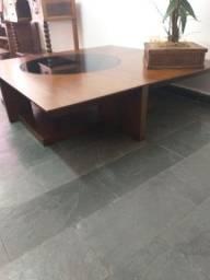 Mesa de centro quadrada