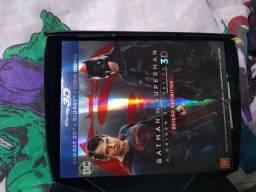 Batman vs Superman edição especial em bluray