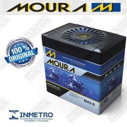 Bateria para moto 5 e 6 Amperes Moura!
