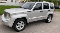 Jeep Cherokee Limited 3.7 4x4 Completa 2012