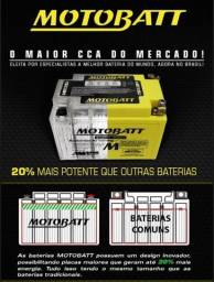 Título do anúncio: Bateria moto motobatt 8,6ah
