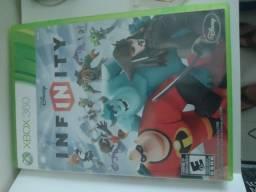Título do anúncio: Jogo Infinity 1.0 completo. Xbox 360