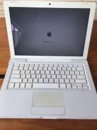 MacBook White 2009 - com Catalina OS