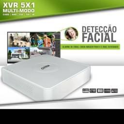 Título do anúncio: 6 Câmeras de segurança Dvr Citrox Ppa