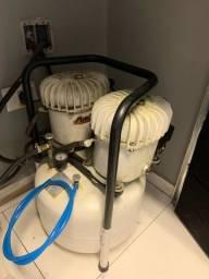 Título do anúncio: Compressor odontológico Airzap