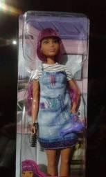 Título do anúncio: Boneca Barbie Profissões Cabeleireira Mattel nova lacrada
