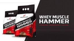 Título do anúncio: Proteína Muscle Hammer 1,8kg (Body Action)
