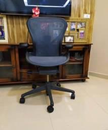 Título do anúncio: Cadeira Herman miller  New aeron B