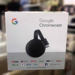 Título do anúncio: Chromecast 3 Edicao original nova