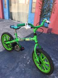Título do anúncio: Bicicleta aro 16 infantil
