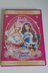 Dvd Barbie Princesa Plebéia
