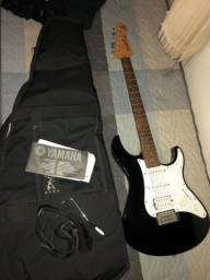 Guitarra stratocaster pacífica Yamaha