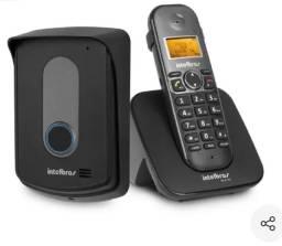 Interfone sem fio Intelbras ,R$900,00 instalado .