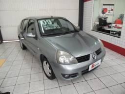 Clio Sedan Privilege 1.6  Completo ano 2009
