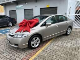 Título do anúncio: New Civic 1.8 Lxs automático Ano 2010.
