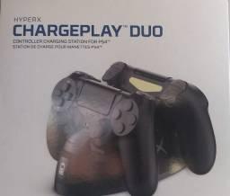 Carregador de base para PS4