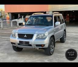 Título do anúncio: Pajero TR4 aut. 4x4 2007 *top*couro*financio em até 48x* linda*