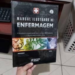 Título do anúncio: Manual ilustrado de enfermagem