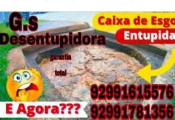 Título do anúncio: DESENTUPIDORA DE CAIXA DE GORDURA||