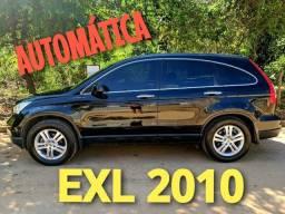 CR-V EXL 10/10 - 4x4 A Mais top da Olx