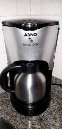 Título do anúncio: Cafeteira Arno Com Garrafa Termica