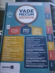 Título do anúncio: Vade Mecum Saraiva 2021 32ED 2 semestre