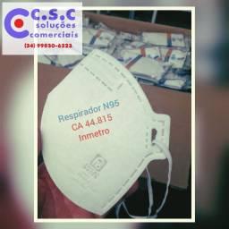 Máscara hospitalar N95