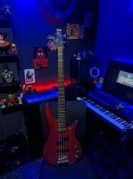 Título do anúncio: Baixo Ibanez soundgear 4 cordas
