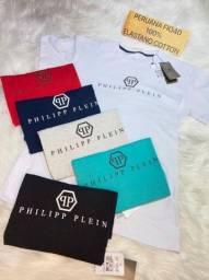 Título do anúncio: Camisas peruanas 2 por 90 ou 3 por 120