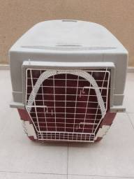 Título do anúncio: Vendo Caixa de Transporte Para Cães Médios/Grandes R$ 480.00