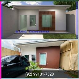 Título do anúncio: Casa no novo Aleixo Com 2 dormitórios px chapéu Goiano
